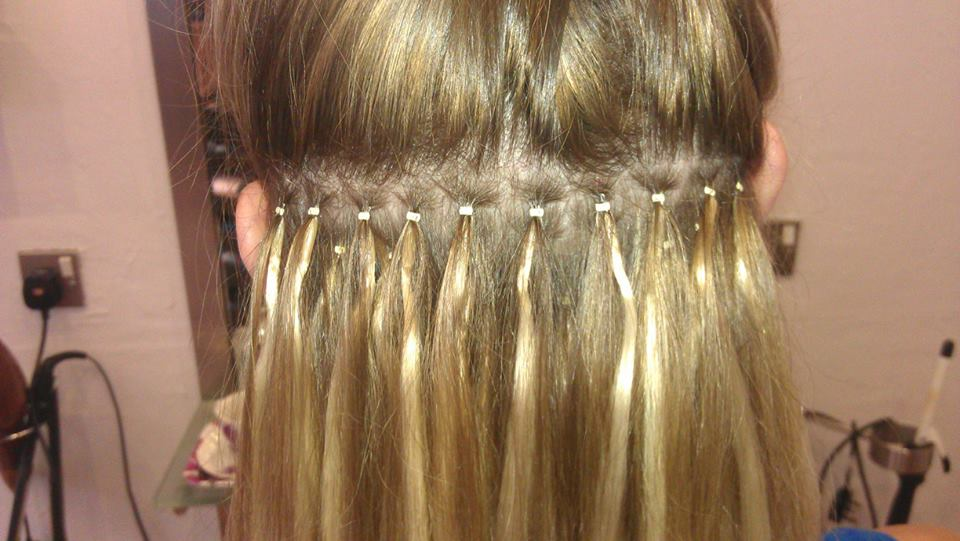 Nano Rings Are The Worlds Smallest Hair Extensions